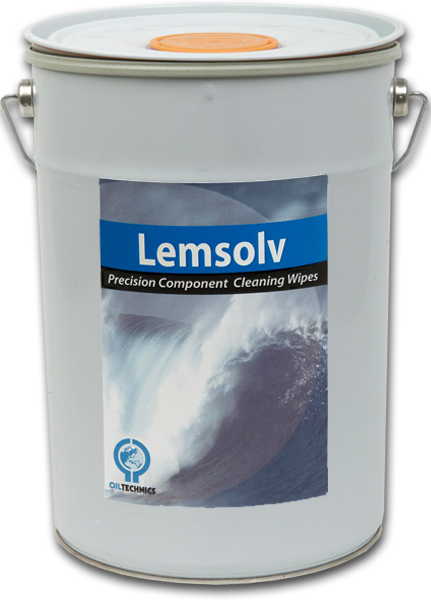 LEMSOLV WIPES